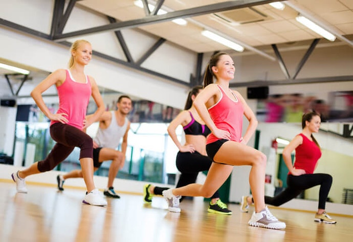 Dancing and Aerobics for Dropping Fat