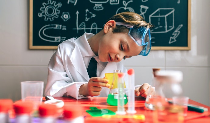 Elementary-Aged Kits Like Intro to Sciences and Safe Explosives