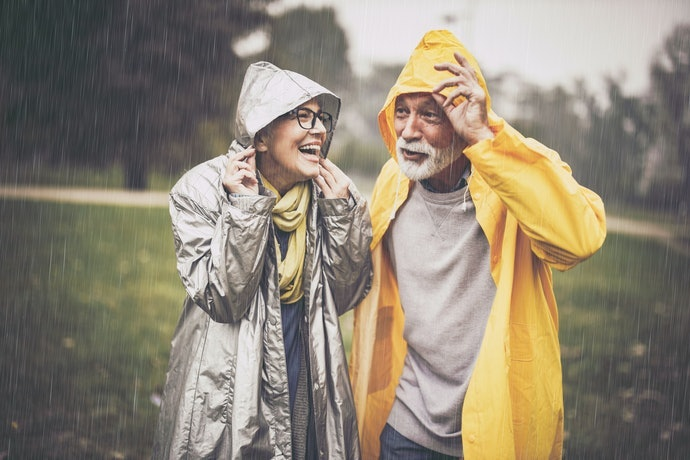 Protect Yourself Against the Rain
