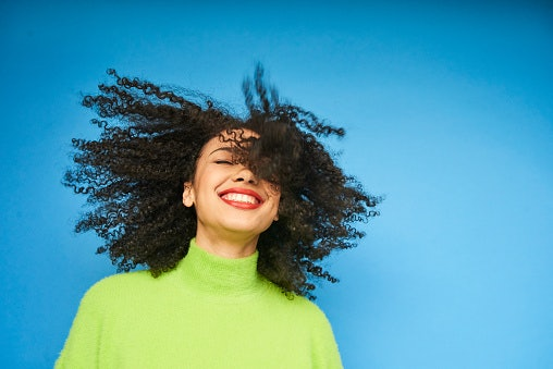 For Curly or Wavy Hair, Look for Defining Proteins