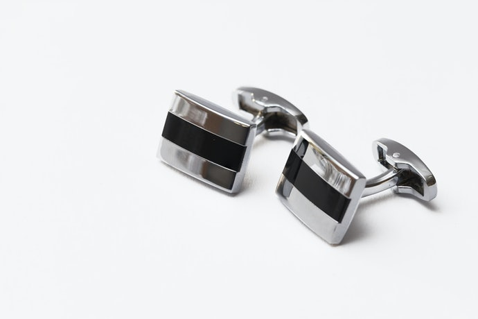 Whale Back Cufflinks are Easy to Handle