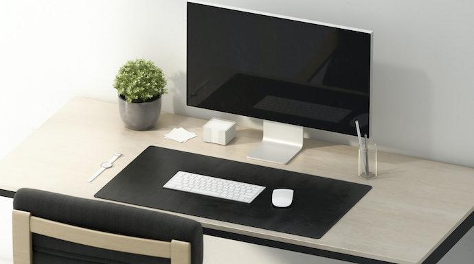 Make Sure It Fits Your Desk