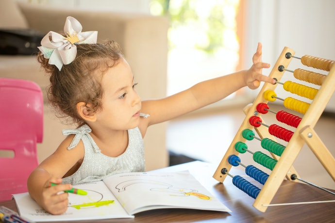Teach Your Kids Math in a Creative Way