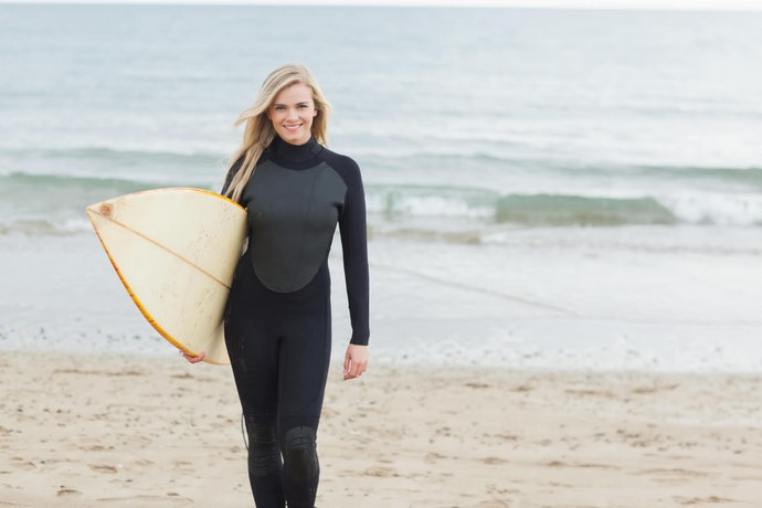 A Full Body Rash Guard for Complete Protection