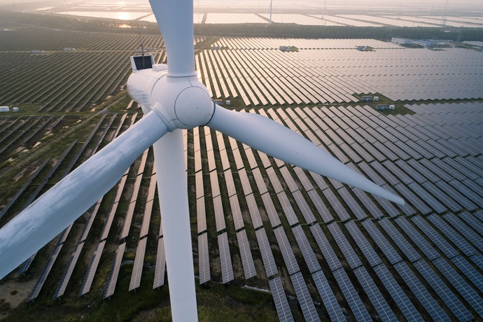 Consider a Brand That Uses Renewable Energy