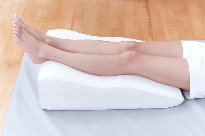 Wedge Pillows Help with Health Problems