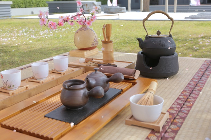 The Japanese Tea Ceremony is About Enjoying the Present
