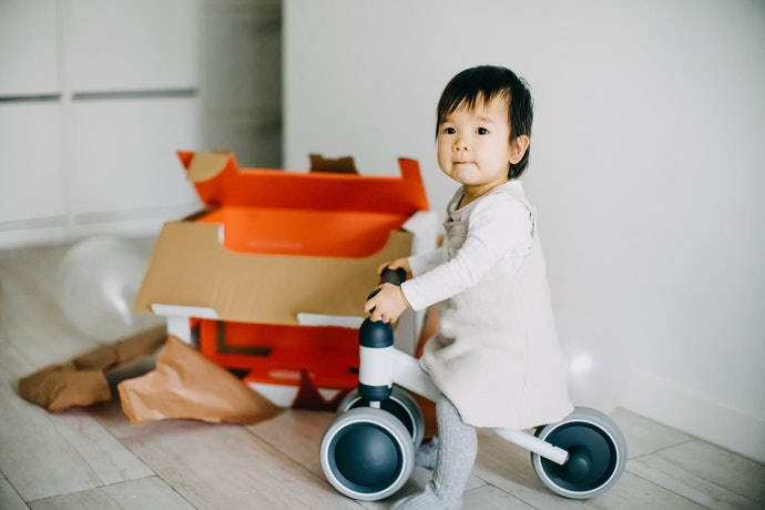 Stability is Crucial for Baby Balance Bikes