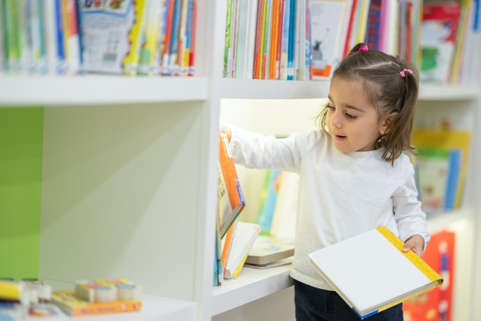 Let Your Kids Pick Their Own Books!