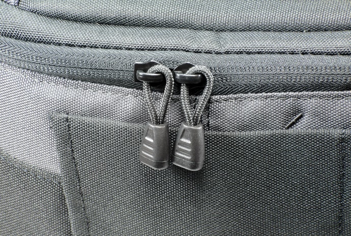 Pay Attention to the Zippers