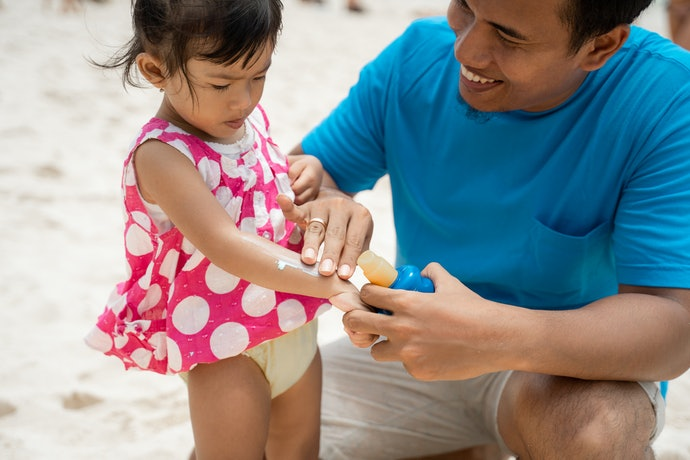 Cream or Lotion Repellents Allow More Control