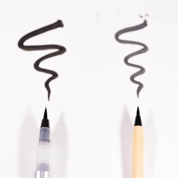 Find a Calligraphy Pen That's Suitably Thick