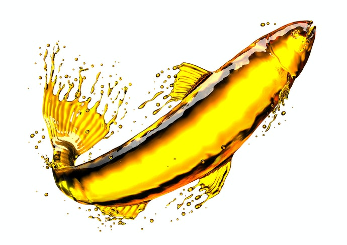 Fish Oil: Enriched with EPA and DHA