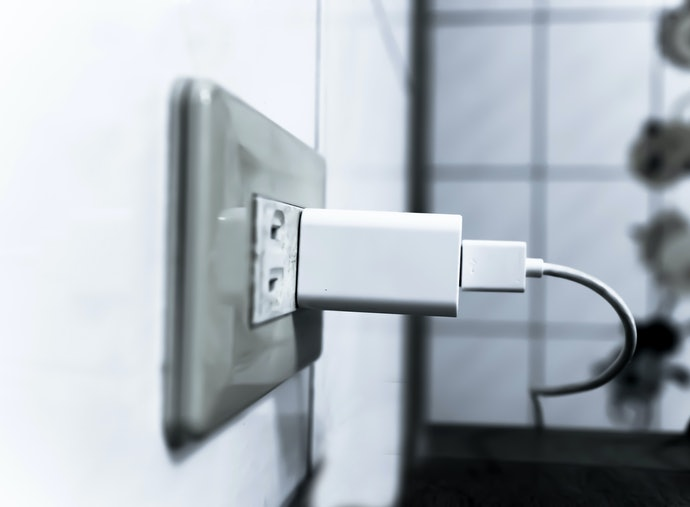 Go for Wall Chargers for Fewer Cables