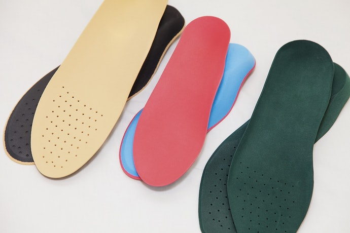 Choose from Foam, Gel, Cork or Leather Inserts