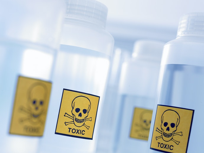 Stay No to All Toxic Ingredients