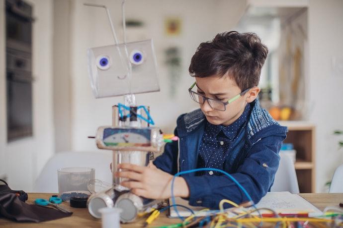 Choose a Craft That Helps Kids Develop Self-Regulation Skills