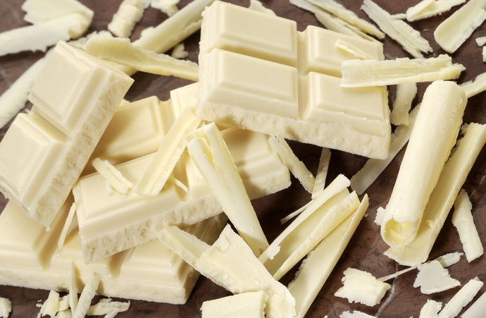 White Chocolate is Sweet, Milky, and Free from Cacao Solids