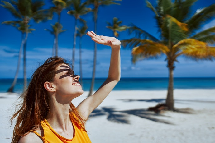Go for a Sunscreen With Broad-Spectrum Protection