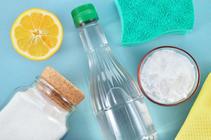 For the Most Natural Cleaners, Look for Familiar Ingredients