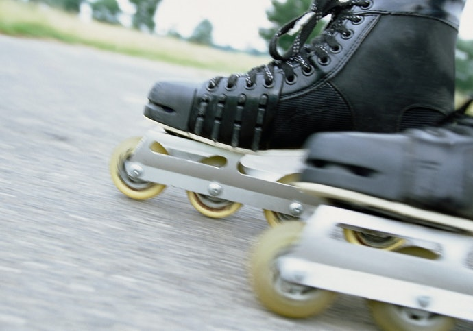 Racing Skates for Competitive Skaters