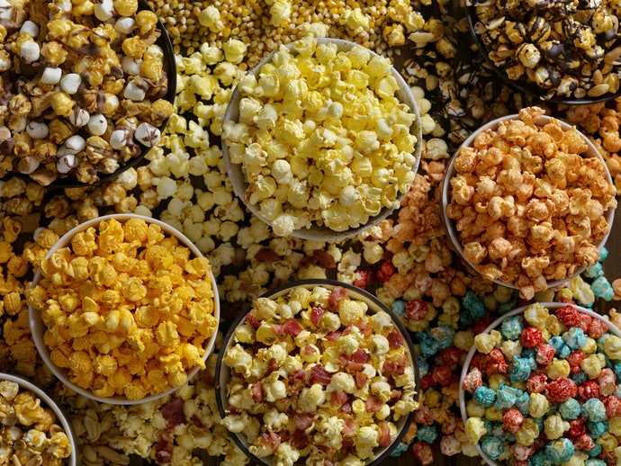 Look for Flavored Kernels for Your Convenience