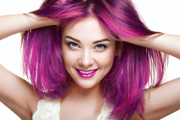 Fast-absorbing Oil for Colored Hair