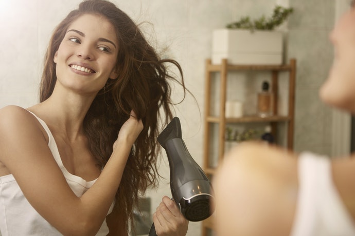 If Your Hair is Very Fine or Easily Damaged, Choose a Dryer That's 1800 Watts or More