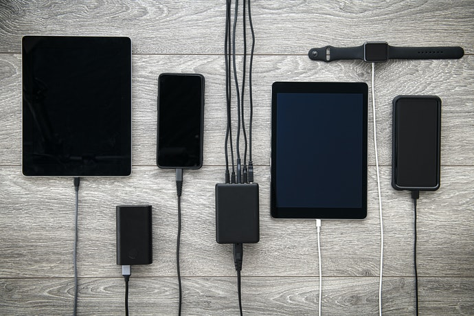 Go For a Station With Multiple Options if You Have Varied Devices