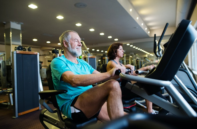 Recumbent Bikes Support Your Back and Joints