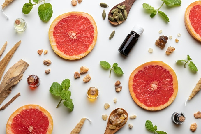 Get Refreshed and Relaxed With Citrus and Fruity Scents