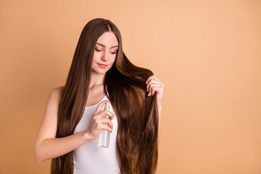 For Fine Hair, Avoid Oils and Sticky Silicones