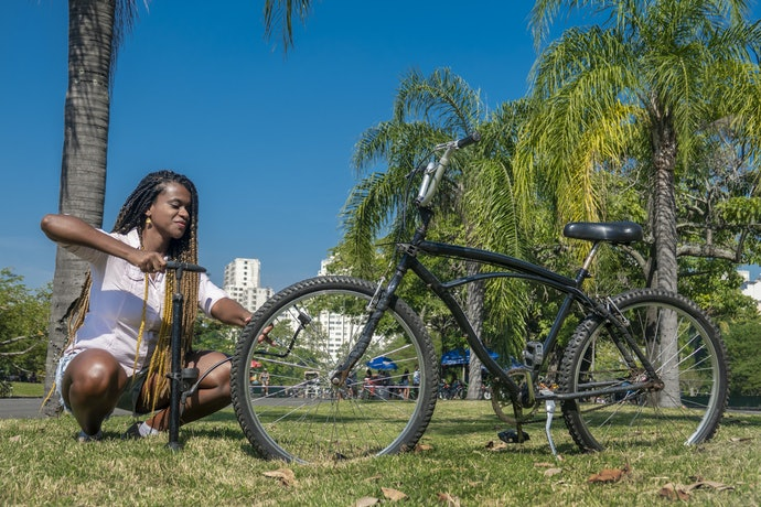 A Few Tips on Inflating Your Bike Tires