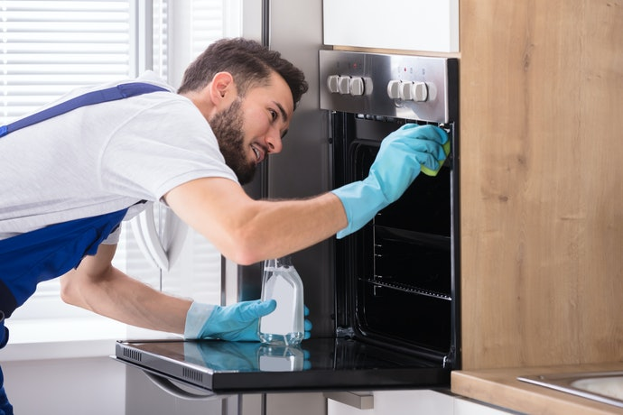 A Self-Cleaning Oven Needs Gentler Cleaners