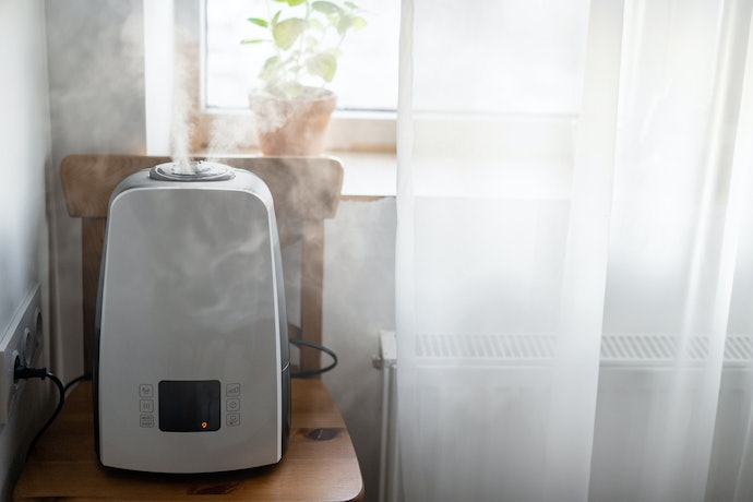 Impeller Humidifiers Diffuse Fine Droplets into the Air