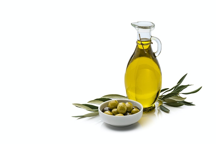 Olive Oil is the Best for Body Massage