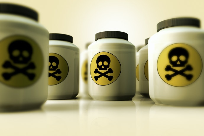 Be Cautious of Toxic Ingredients