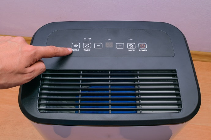 Dual-Mist and Multi-Speed Settings Decide the Output Temperature and Intensity