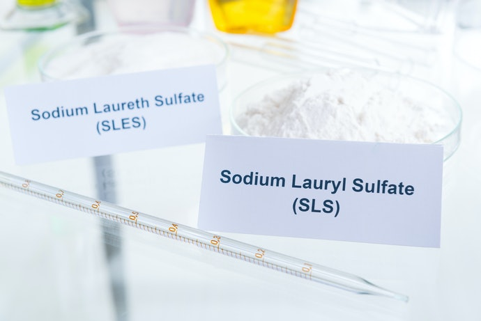 Stay Away from Parabens, Sulfates, and Phthalates