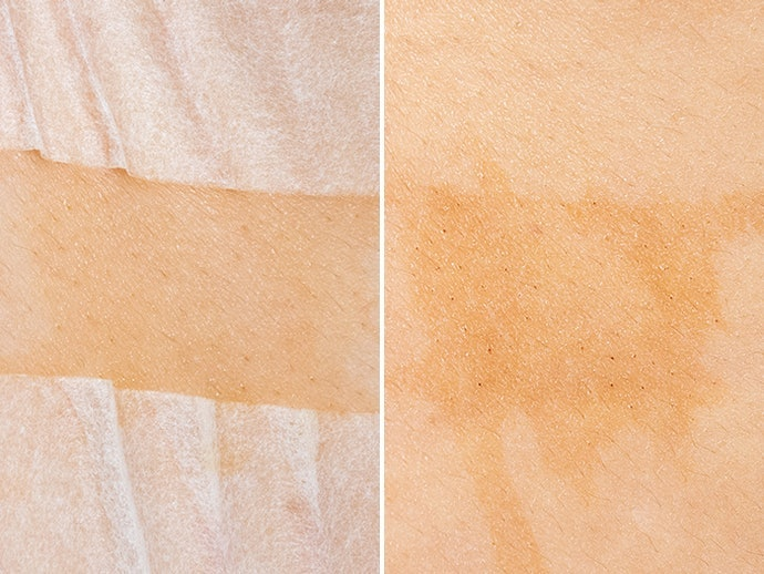 Yellowy-Orange Looks Unnatural, and Deep Coloration is Hard to Get Smooth