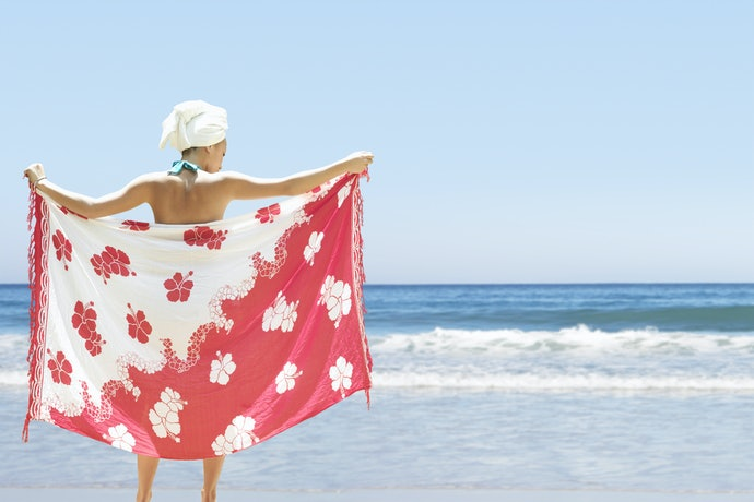 Avoid Thick Towels for Faster Drying