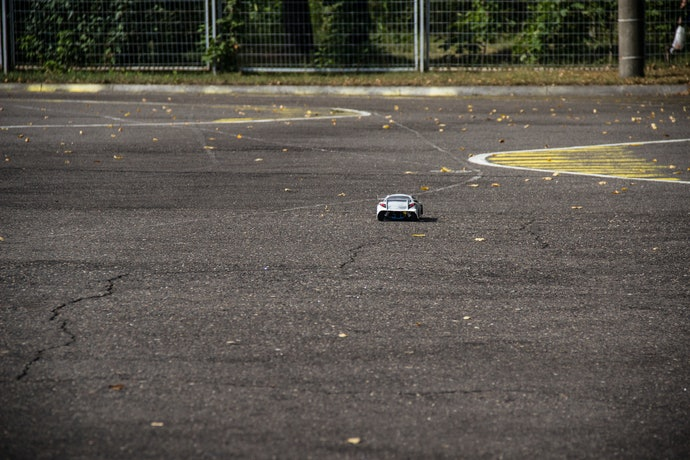 Remote Controlled Cars are Described by Scale Size