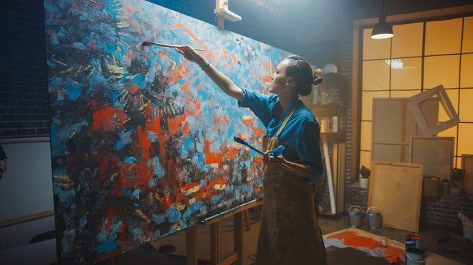 Consider Artist-Quality Paints for Exceptional Performance