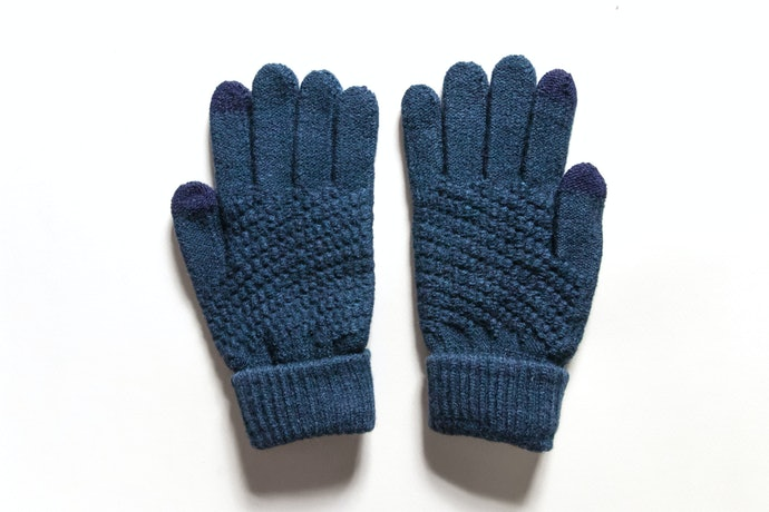 Wool-Type Gloves Offers Warmth