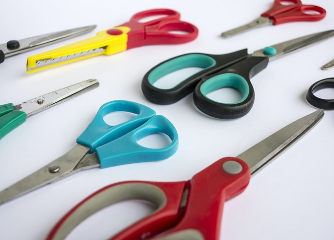 Consider the Size of the Scissors
