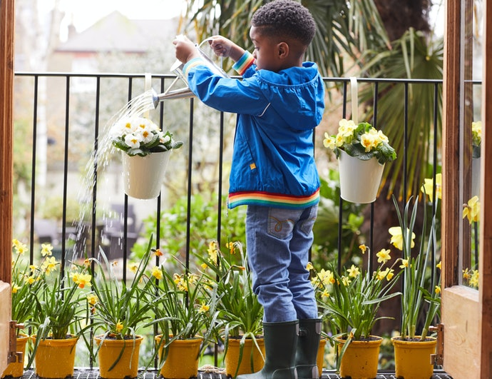 Grab Gardening Essentials Based on Age