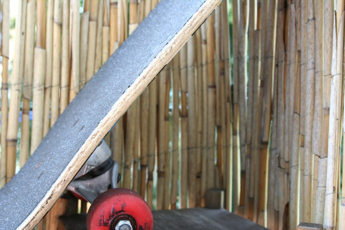 Go With Bamboo for a Ligthweight and Flexible Board