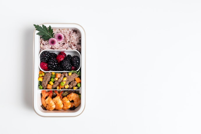 Plastic Bento are Available in Many Sizes and Styles