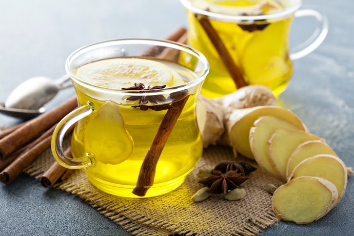 Go for Anti-Inflammatory Ginger Tea