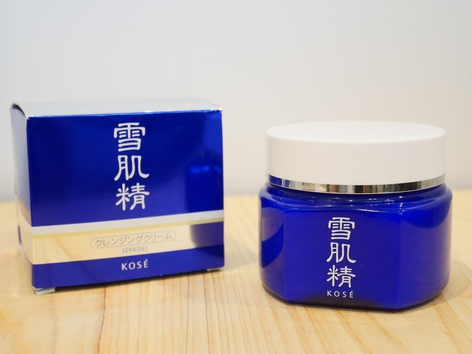 What is Sekkisei's Cleansing Cream Supposed to Do?